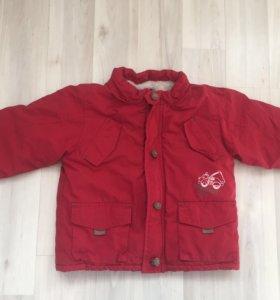 Куртка демисезонная 86-95.