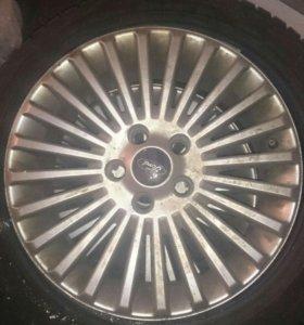 2 диска на Ford оригинал R16