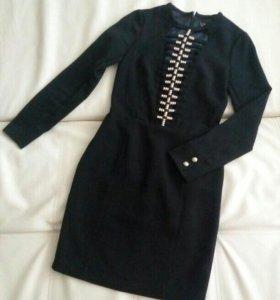 Теплое платье LR
