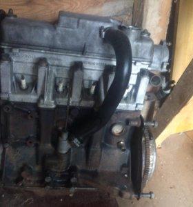 Двигатель ВАЗ с коробкой