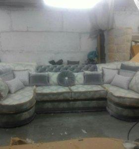 Мелкосрочный ремонт мягкой мебели.