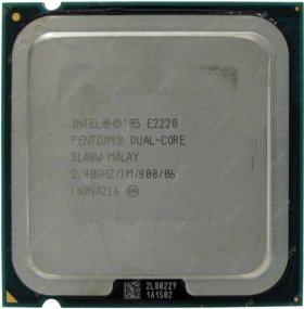 "intel ""05 e2220 pentium dual core"