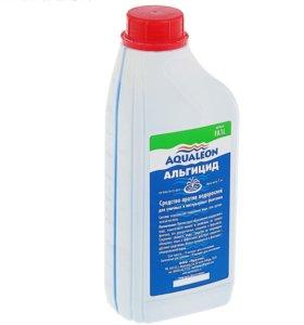 Альгицид непенящийся 1 литр.