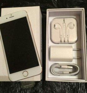 Продам IPhone 6 16gb золотой