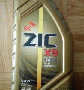 Масло Zic 5w-30 1л.