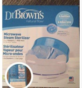 Стерилизатор детских бутылочек Dr Browns( для СВЧ)