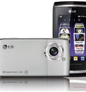 Телефон LG GC900