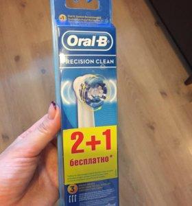 Насадки на зубную щётку
