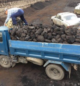 Уголь Балахта