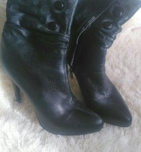 Обувь. Ботиночки. Натур.кожа.