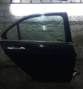 Honda Accord 7 задняя левая дверь
