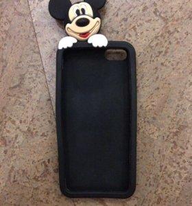 Чехол на iPhone 5s/c/5