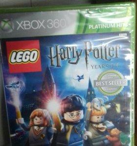 Harry Potter years 1-4 (xbox360)