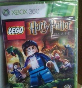 Harry Potter years 5-7 (xbox360)