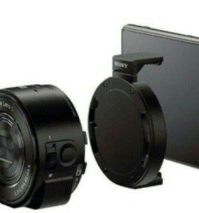 Камера -обьектив SONY DSC Q x10