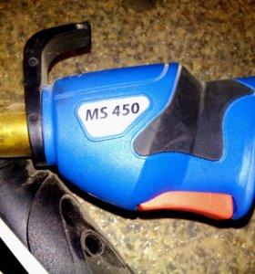 Горелка для полуавтоматической сварки MS450(Новая)