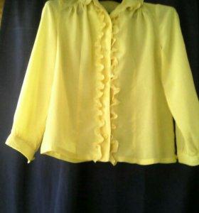 Блузка 46 размера