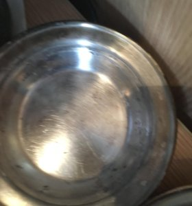 Мельхиоровая посуда