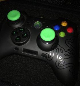 Джойстик Razer для Xbox 360