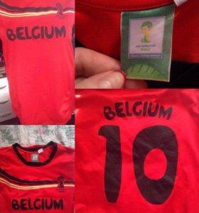 Форма Сборной Бельгии