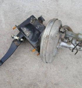 Вакуумник с главным тормозным ВАЗ Лада Приора