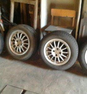 Колеса R14 (на ВАЗ)