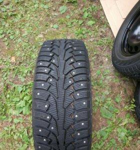 Шипованные колёса Nokian Nordman 5, 215/60 R16