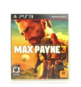 Макс Пейн 3 psp3