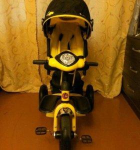 Трехколесный велосипед trike T4Y