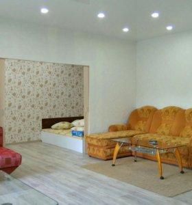Квартира, свободная планировка, 45 м²