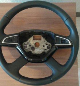 Руль от Skoda Octavia A7