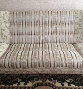 Продаётся красивый диван!