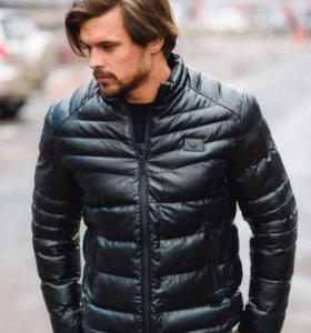 Куртка мужская зимняя армани
