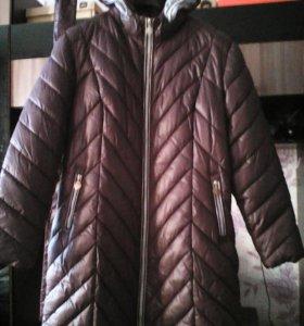 Куртка пальто Зима- Осень