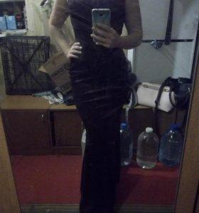 Потрясающее вечернее платье 42-46