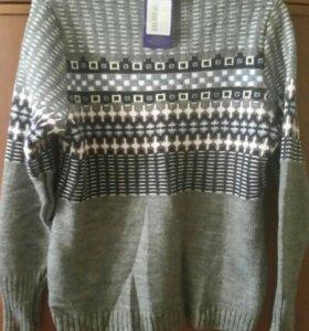 Новый свитер 50-52