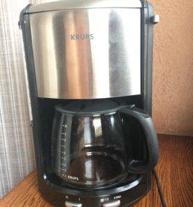 Капельная кофеварка Krups FMD-3