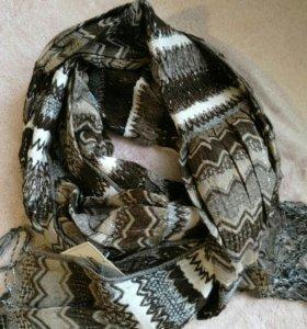 Новый шарф женский