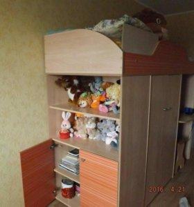 Детская кровать 3 в 1