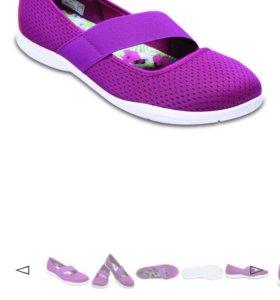 Новые туфли Крокс
