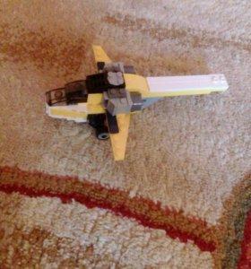 Лего самалёт