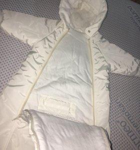 Курточка, конверт для малышей