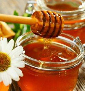 Натуральный мёд)