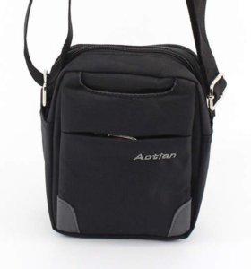 Барсетка сумка на плечо с бесплатной доставкой