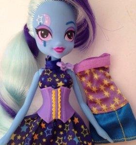 Equestria girls My little Pony Trixie