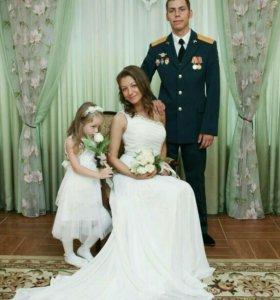 Свадебное платье tо be bride