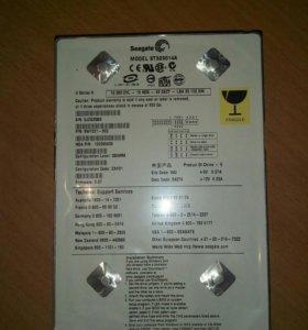 Жёсткие диски IDE