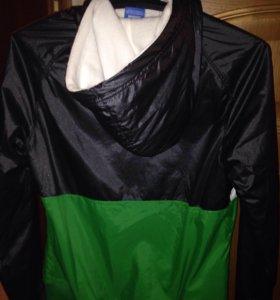 Куртка , подкладка флис.