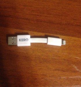 USB переходник на айфон 5,6,7
