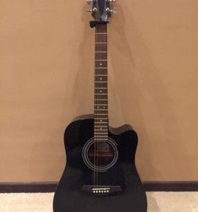 Электро-акустическая гитара Hohner